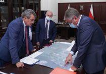 Проект строительства автодороги в объезд Владикавказа доработают