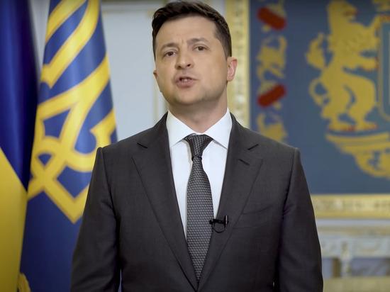 Украинский лидер пожелал увидеть флаг Незалежной над Госдумой