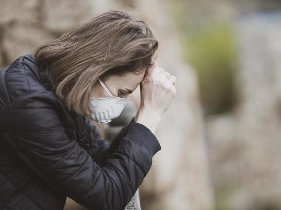 Британские ученые отнесли к симптомам COVID-19 усталость и плохой аппетит