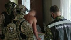 Задержание под Белгородом сторонников украинских неонацистов попало на видео