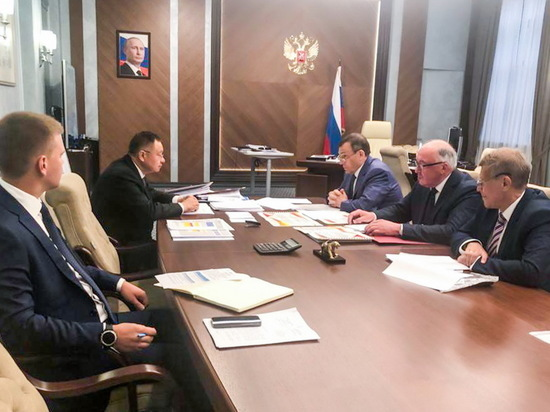 В Москве обсудили реконструкцию очистных сооружений в Марий Эл