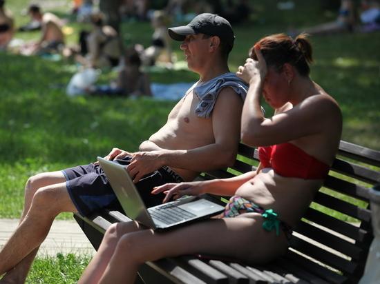Синоптики предупредили о надвигающейся на Москву новой жаре