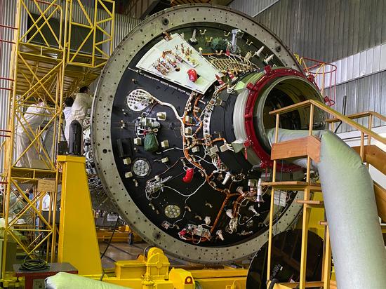 Роскосмос отложил старт модуля МЛМ из-за недоделок