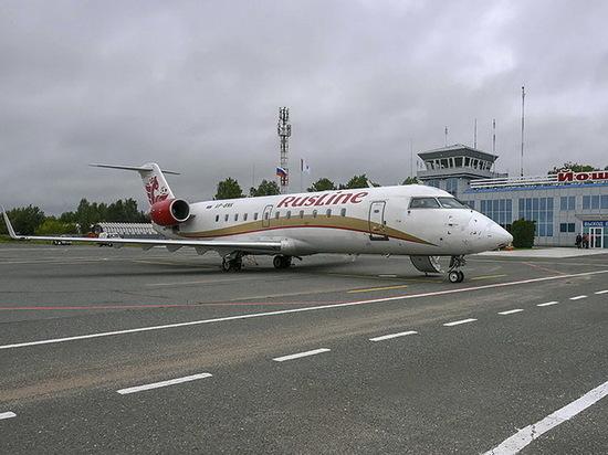 За пять месяцев аэропорт Йошкар-Олы обслужил 7157 пассажиров
