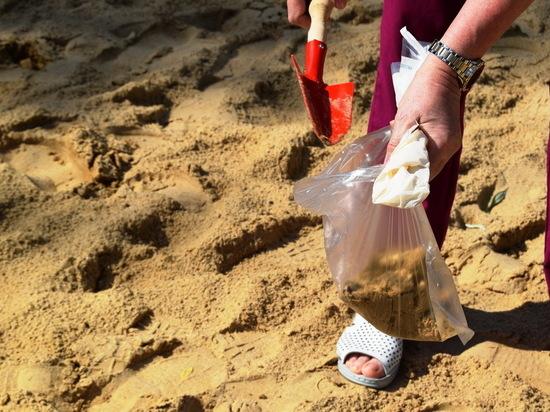 Роспотребнадзор проверяет качество воды и песка на пляжах Марий Эл