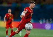 Сборная Бельгии сыграет со сборной Италии в матче 1/4 финала чемпионата Европы по футболу