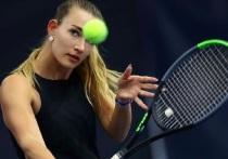 Теннисистка Сизикова подала жалобу о клевете про сдачу матча во Франции
