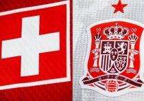 В пятницу 2 июля на стадионе «Санкт-Петербург» в Санкт-Петербурге проходит матч 1/4 финала чемпионата Европы по футболу Швейцария – Испания «МК-Спорт» представляет онлайн-трансляцию этого события.