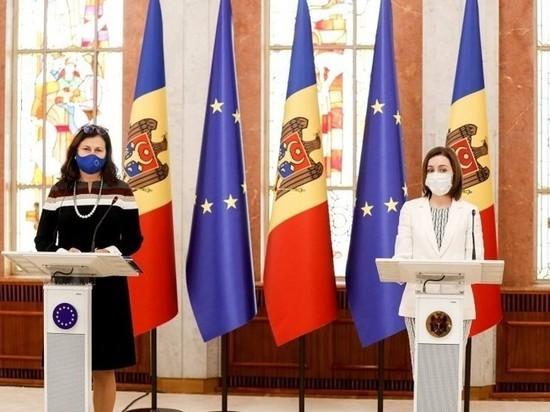 Реницэ: Молдова для Майи Санду - всего лишь этап в карьере