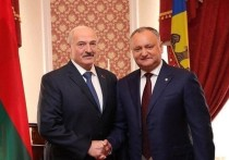 Молдова будет развивать и укреплять экономические связи с Белоруссией