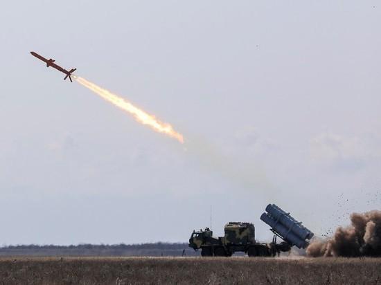 """Нептун"" разработали оперативно на основе советской ракеты"