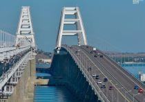 За три года по Крымскому мосту проехало более 15 млн автомобилей