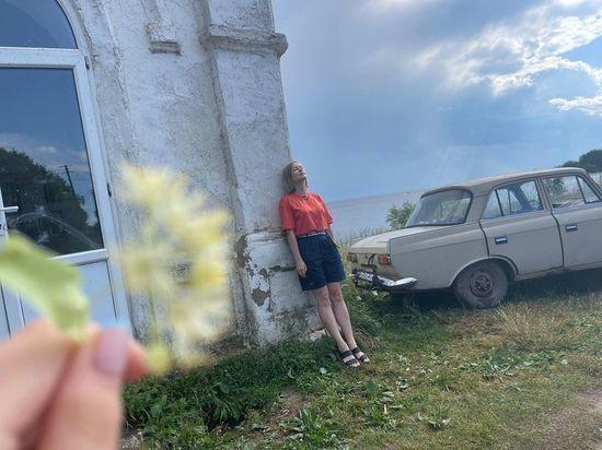Юлия Пересильд о Талабских островах: Это интересно и красиво