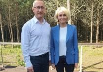 Шапша встретился с зампредседателя Правительства РФ Абрамченко