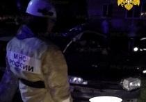 Молодой человек в результате ночной аварии скончался в Обнинске