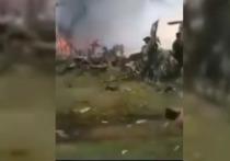 Потерпевший крушение на Филиппинах на острове Холо в провинции Сулу военно-транспортный самолет С-130 перевозил военнослужащих для операции против исламских террористов, об этом сообщают местные СМИ