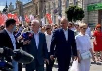 Лидер ПКРМ Владимир Воронин присоединился к Маршу