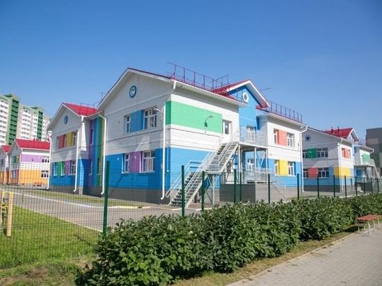 Два новых детских сада открывают в Барнауле