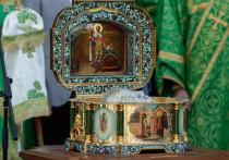 В Краснодар доставят ковчег с мощами святого князя Александра Невского