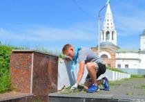 Работа трудовых бригад продолжилась в Серпухове