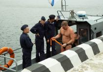 Акция, основной целью которой стало выявление состояния и чистоты морской воды в заливе Петра Великого, продолжалась четыре дня