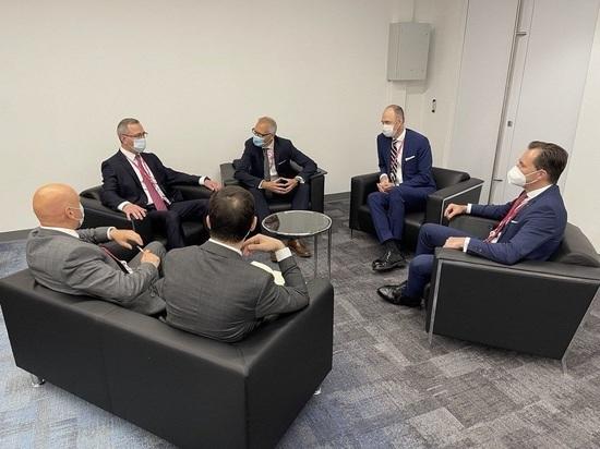 Калужская делегация улетела в Екатеринбург на Innopron
