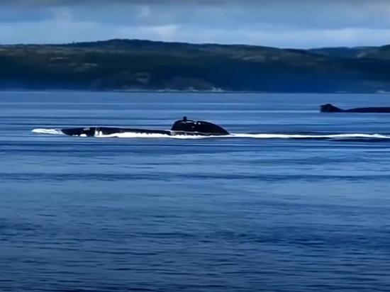 InsideOver: США ответили на испытания Россией новейшей подлодки «Белгород»