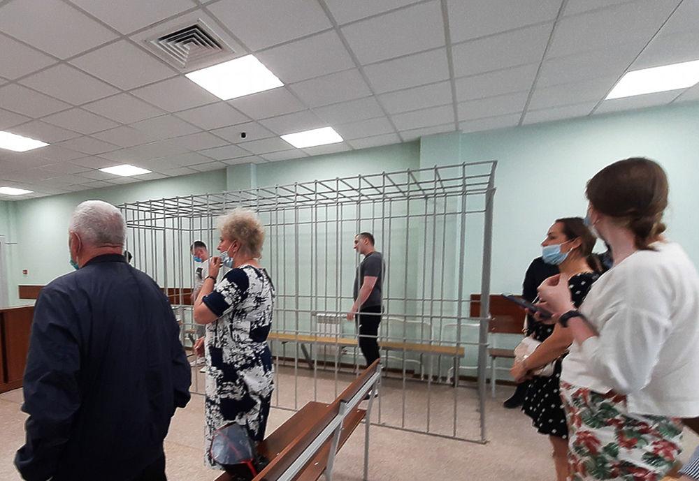 Оглашение приговора по резонансному делу об убийстве биатлониста сыном депутата и его другом в Красноярске