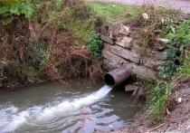 В Калуге начата проверка по сообщениям о сбросах в приток Угры
