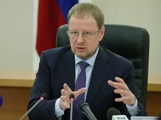 Виктор Томенко снова внес изменения в свой «ковидный» указ