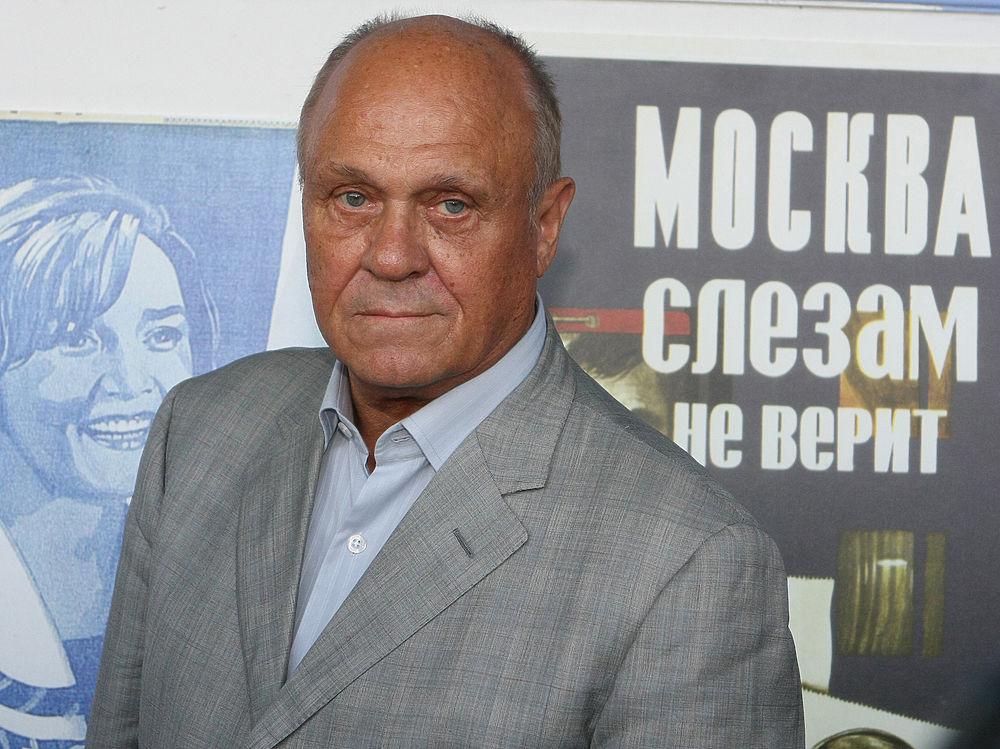 Умер режиссер Владимир Меньшов: последние фото