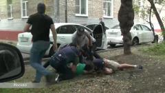 ФСБ задержала в Москве боевиков, планировавших теракты в людных местах
