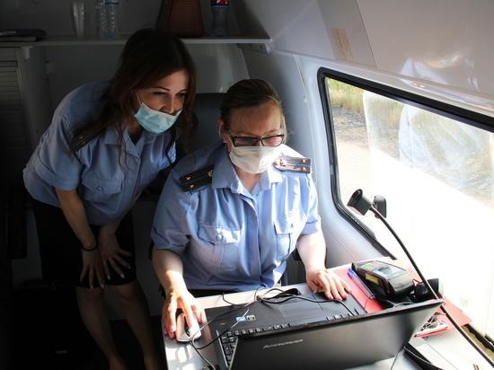 Система «Дорожный пристав» распознала 240 авто должников в Марий Эл