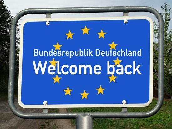 Германия: Эксперт требует введения временного пограничного контроля