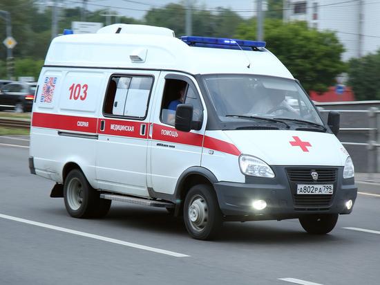 Спаситель скрылся, а преступника и пострадавшего пенсионера госпитализировали