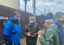 Мониторинговые группы в Сочи оценят ущерб, нанесённый домовладениям стихией