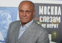 Режиссер культовых фильмов, всенародно любимый артист Владимир Меньшов скончался от коронавируса в Москве в возрасте 81 года