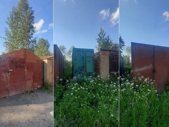 Власти Петрозаводска требуют снести 14 гаражей на улице Чернышевского