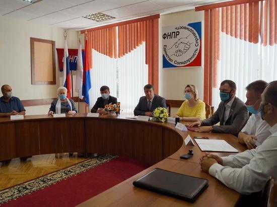 В Марий Эл действует Координационный совет по взаимодействию с политическими партиями