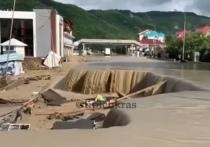 Хроники потопа в Туапсинском районе