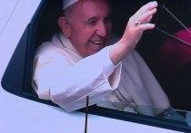 Стали известны подробности госпитализации Папы Римского Франциска