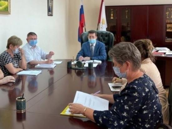 Министр экономразвития Марий Эл встретился с сотрудниками торговых предприятий