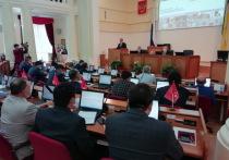 Депутаты Хурала на очередной сессии заслушали сразу три правительственных отчета