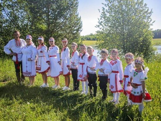 Семья Рыбаковых отправилась из Марий Эл на конкурс «Успешная семья Приволжья»