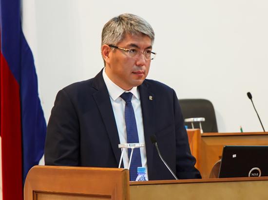 Глава Бурятии представил в Народном Хурале Бурятии итоги работы правительства за 2020 год