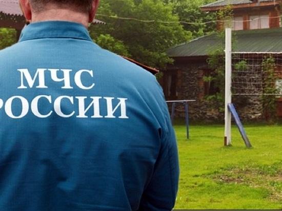 Незаконный детский лагерь обнаружили в Алтайском крае
