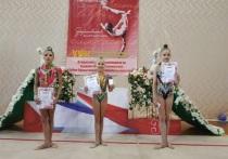 Турнир по художественной гимнастике в Кисловодске прошёл в 31-й раз
