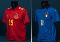"""""""МК-Спорт"""" продолжает анонсировать каждый игровой день, рассказывая о соперниках, которым предстоит выйти на поле, и интригах этих встреч. Сегодня речь о первом полуфинале Евро, в котором встретятся сборные Италии и Испании."""
