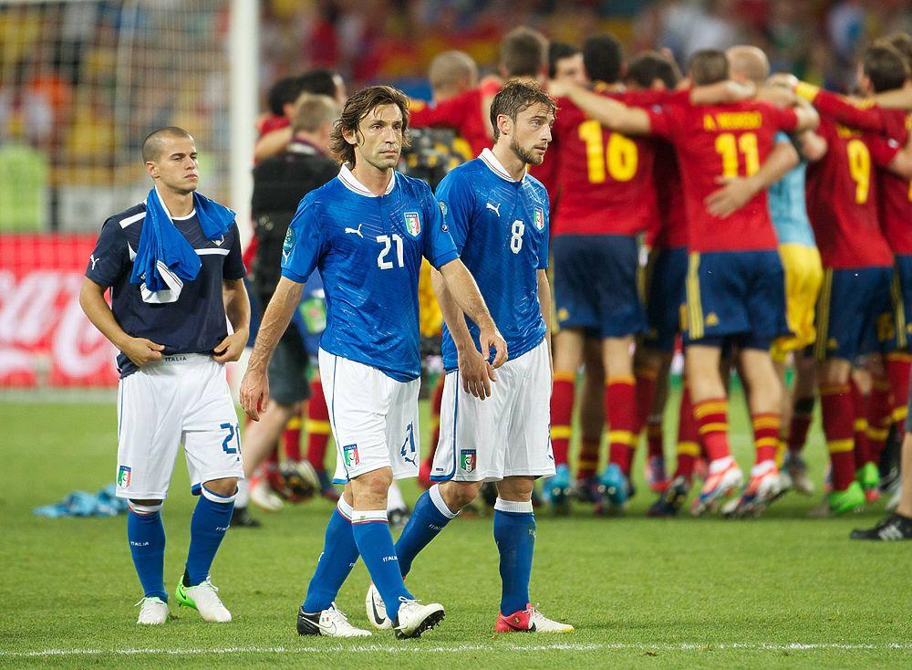 Италия и Испания выявят финалиста Евро: история встреч двух грандов