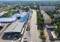 Ремонт улицы 3-го Интернационала подходит к концу в Невинномысске